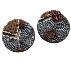Triad Bases, Round 60mm