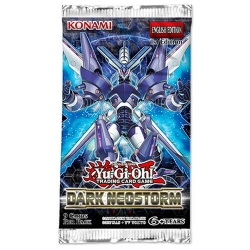 YGO TCG Dark Neostorm 1st Edition Single Booster