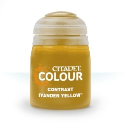 Citadel Contrast: Iyanden Yellow - 18ml
