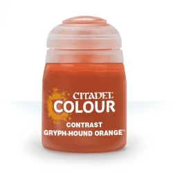 Citadel Contrast: Gryph-Hound Orange - 18ml