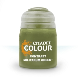 Citadel Contrast: Militarum Green - 18ml
