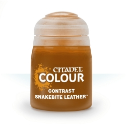 Citadel Contrast: Snakebite Leather - 18ml