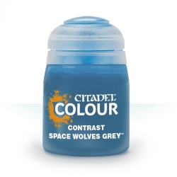 Citadel Contrast: Space Wolves Grey - 18ml