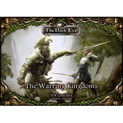 The Dark Eye RPG: Warring Kingdoms Card Pack
