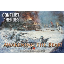 Conflict of Heroes: Awakening the Bear! – Operation Barbarossa 1941