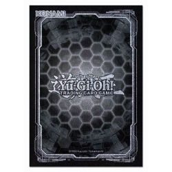 Yu-Gi-Oh TCG Dark Hex Black+Silver Sleeves - Inner Case