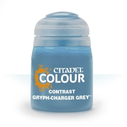 Citadel Contrast: Gryph-Charger Grey - 18ml