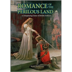 Romance of the Perilous Lands RPG