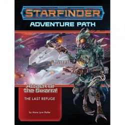 Starfinder Adventure Path: The Last Refuge: Attack of the Swarm 2 of 6