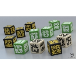 Mutant: Year Zero Dice Set (2019 design)