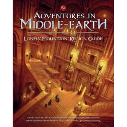 Adventures in Middle-Earth: Lonely Mountain Region Guides