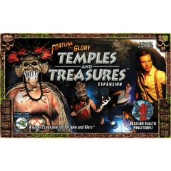 Fortune and Glory: Temples and Treasures