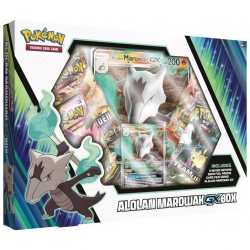 Pokemon TCG: Alolan Marowak-GX Box