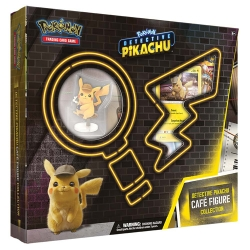 Pokemon TCG: Detective Pikachu Figure Collection