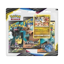 Pokemon TCG: Sun & Moon 9 Team Up