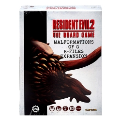 Resident Evil 2: Malformations of G Exp 2