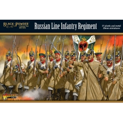 Crimean War Russian Line Infantry