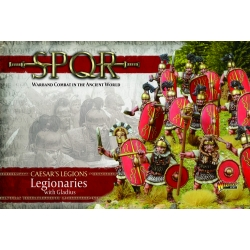 SPQR: Caesar's Legions - Legionaries with Gladius and Sling
