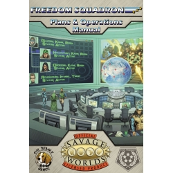 Freedom Squadron Plans & Operations Manual