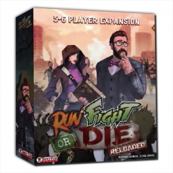 Run Fight or Die: Reloaded 5-6 Player Exp