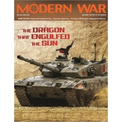 Modern War No. 42 (The Dragon that Engulfed the Sun)