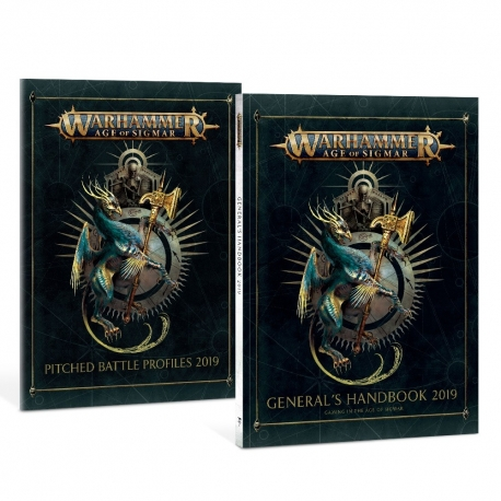 Warhammer Age of Sigmar: General's Handbook 2019 - English