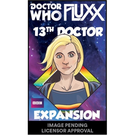 Doctor Who Fluxx: 13th Doctor Exp