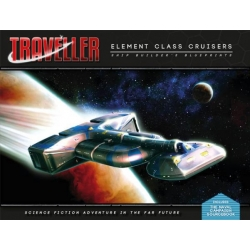 Traveller: Elemental Class Cruisers: Shipbuilders Blueprints