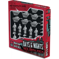 Days and Nights: Red Army Expansion