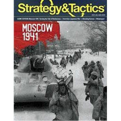 Strategy & Tactics Issue No.317: Moscow