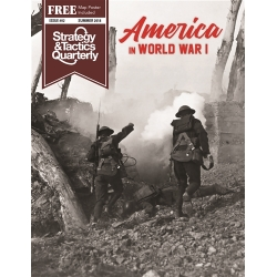 Strategy & Tactics Quarterly 2: America in WWI