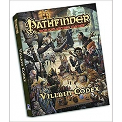 Pathfinder Roleplaying Game: Villain Codex Pocket Edition
