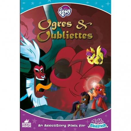 My Little Pony Tails of Equestria RPG: Ogres and Oubliettes Pawns