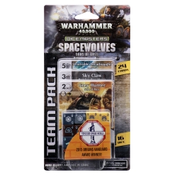 40K Dice Masters: Space Wolves - Sons of Russ Team Pack