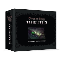 Cthulhu Wars: Tcho-Tcho Faction