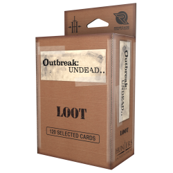 Outbreak Undead 2nd Ed: Loot Card Deck
