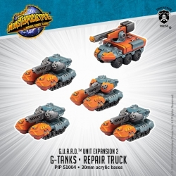 G-Tanks & Repair Truck
