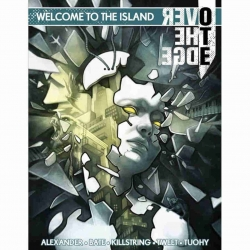 Over the Edge RPG 3rd Ed: Welcome to the Island Adventure Anthology