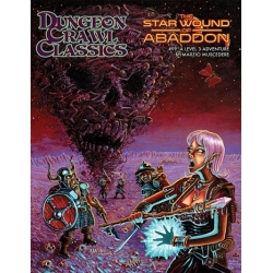 Dungeon Crawl Classics No.99 The Star Wound of Abaddon