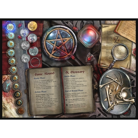 Sorcerer: Extra Player Board