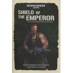 Shield Of The Emperor Paperback