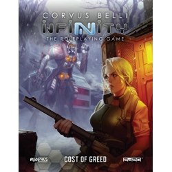 Infinity RPG: The Cost of Greed