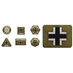 Late War: German Tokens & Objectives