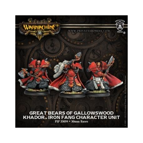 Great Bears of Gallowswood