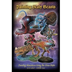 Painting Scaly Beasts
