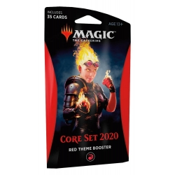 MTG: Core Set 2020 Theme Single Booster Chandra