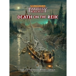 Warhammer Fantasy Roleplay: Enemy Within: Death on the Reik