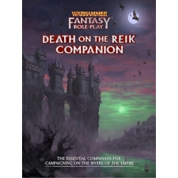 Warhammer Fantasy Roleplay: Death on the Reik Companion