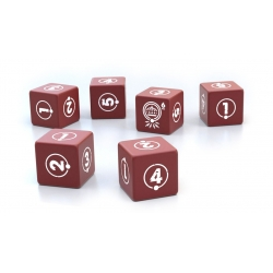 Things from the Flood RPG: Dice Set
