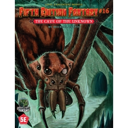 Fifth Edition Fantasy No.16 Cave of the Unknown